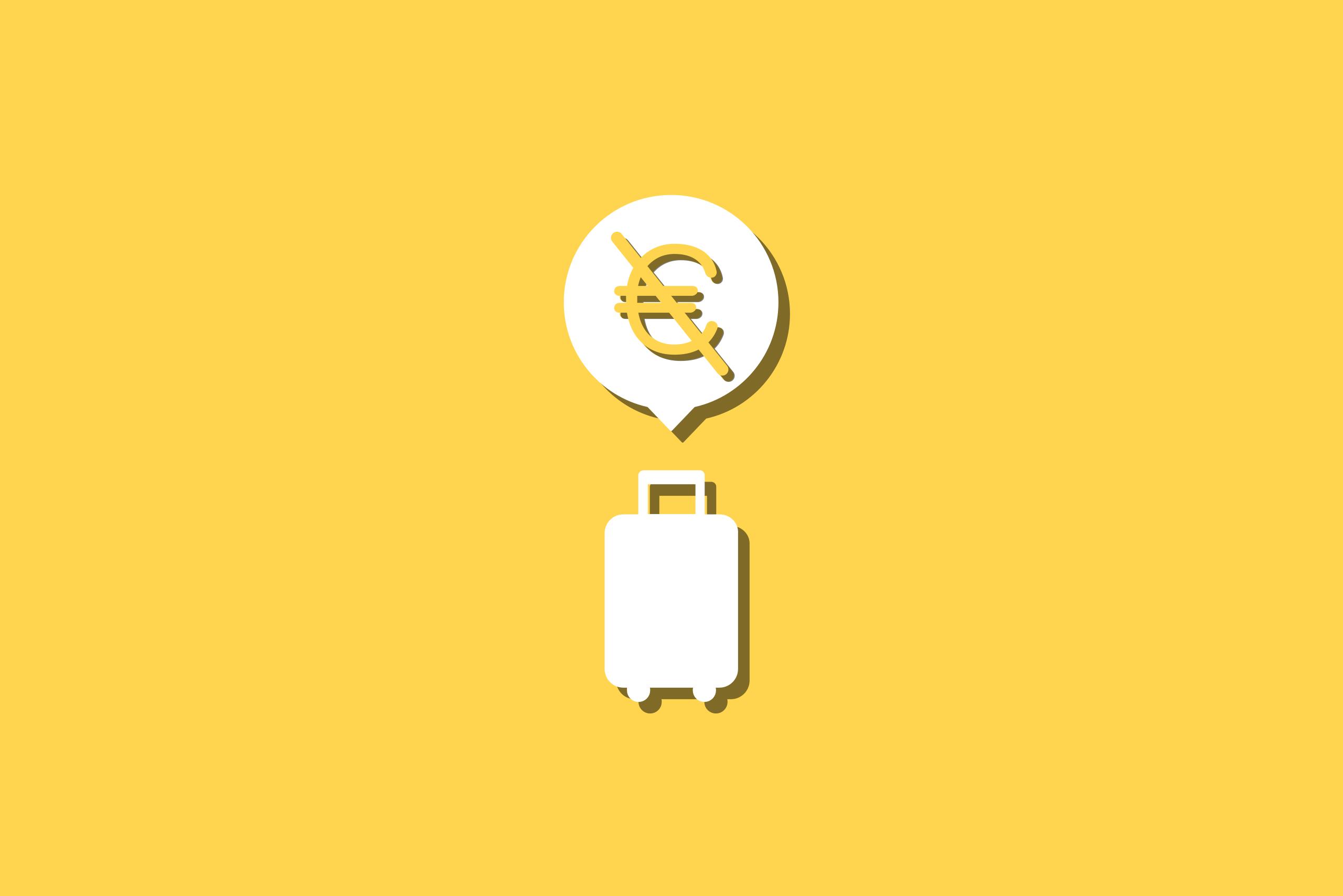 ¡Viajar (casi) gratis es posible!