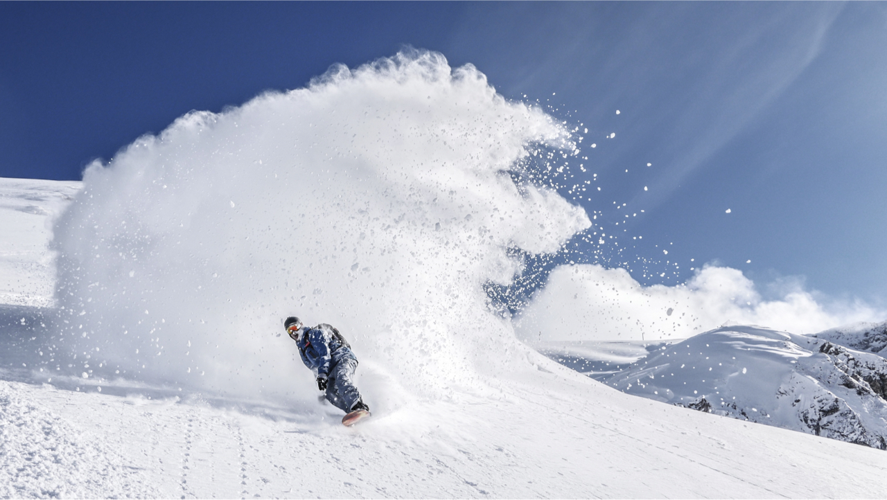 ski economico