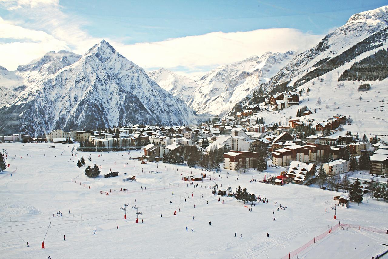 estaciones de esqui economicas