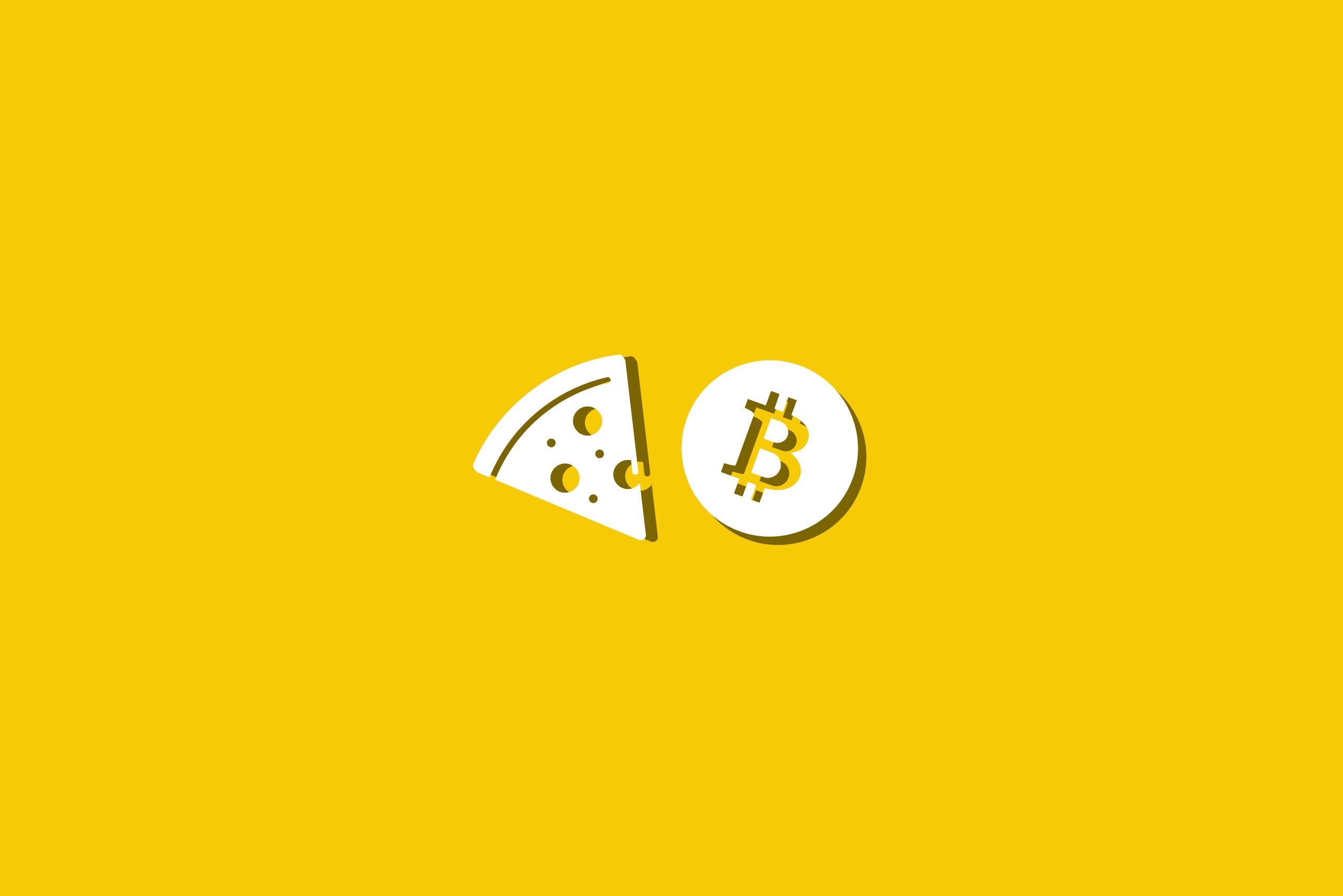 Monedas digitales: La pizza de 22 millones de dólares