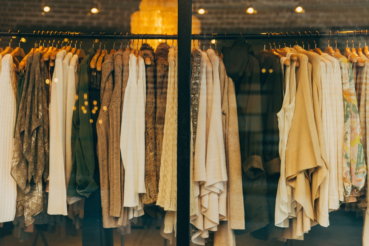 Tienda ropa low cost