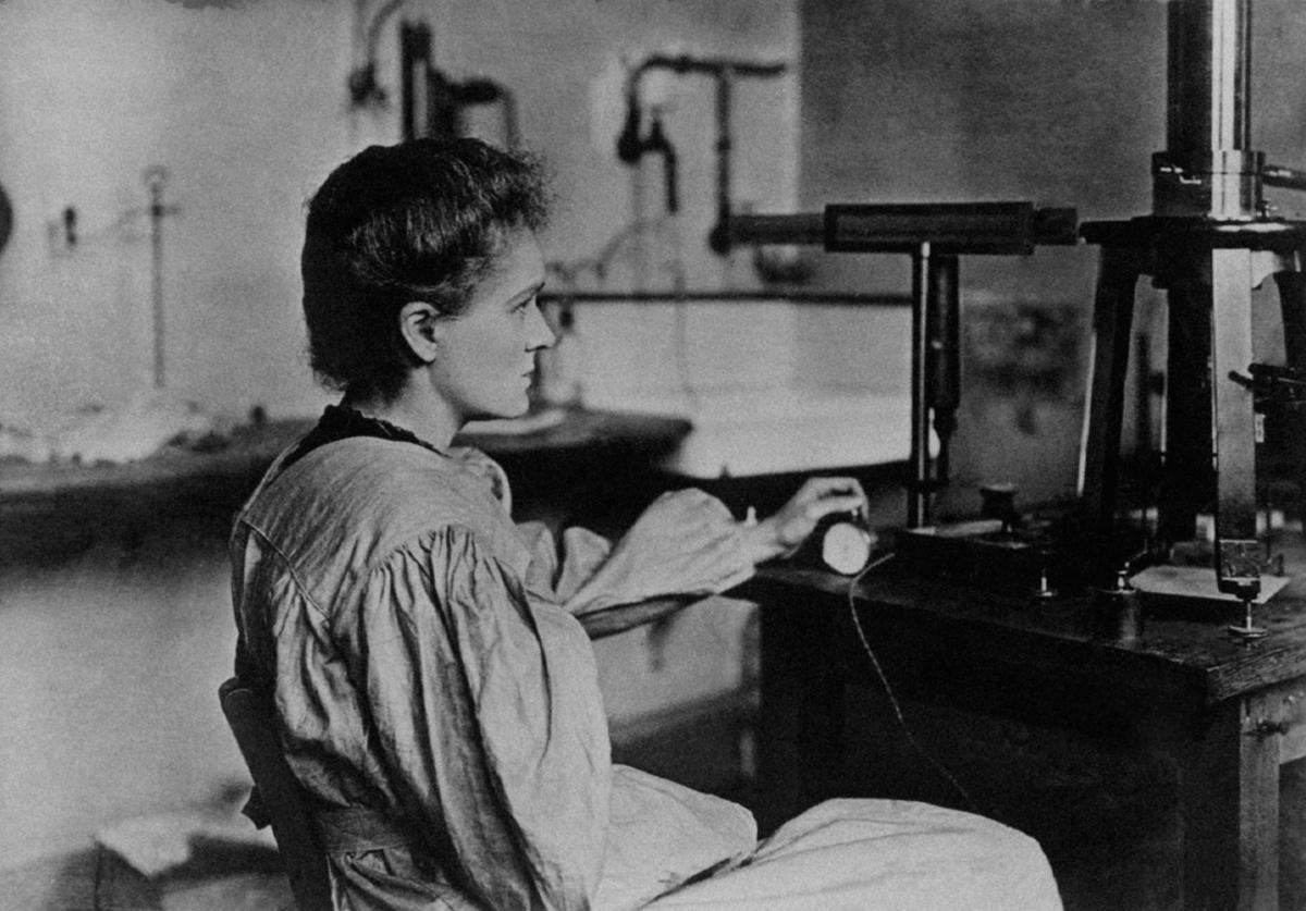 Marie Curie emprendedora