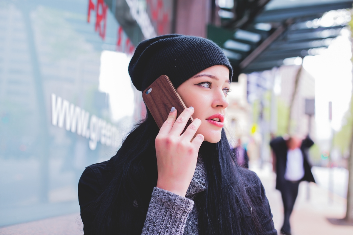 móvil hablar idiomas