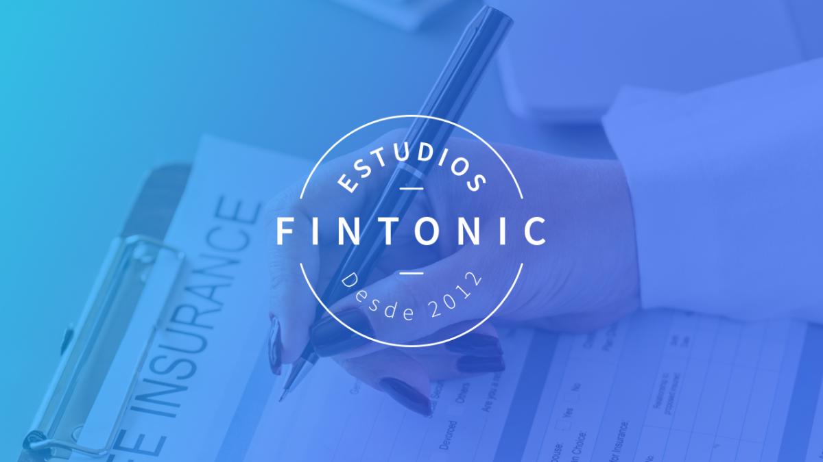 Estudios Fintonic: Mercado de los seguros en España 2018