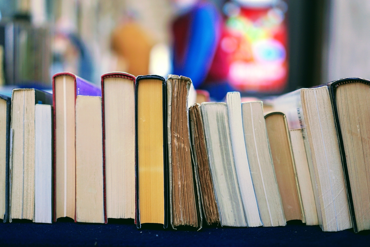 Libros segunda mano vuelta al cole