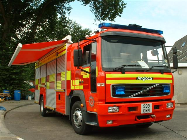 Isle of Man New ERV with awning out