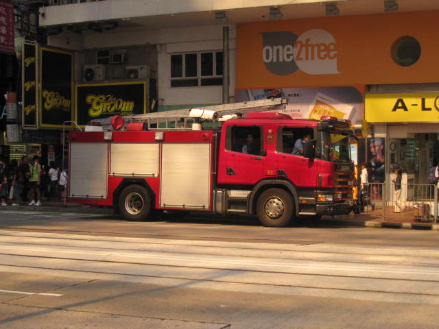 Scania P94D Pump Hong Kong