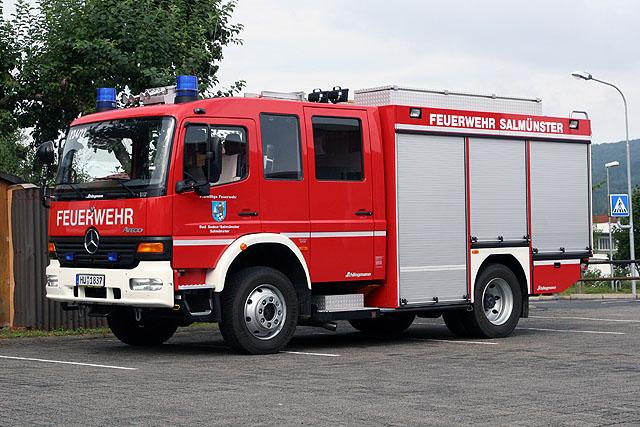 Feuerwehr Salmünster TLF 16/25