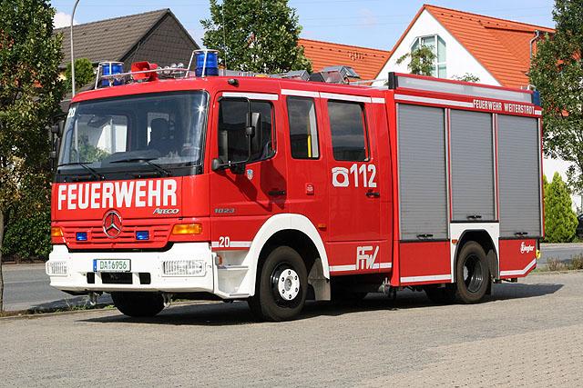 Feuerwehr Weiterstadt City LF