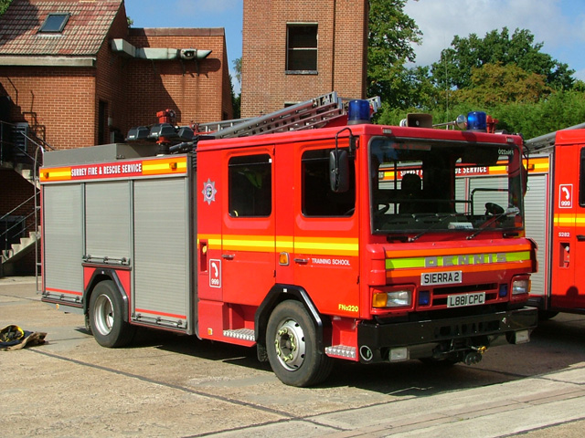 Surrey Dennis
