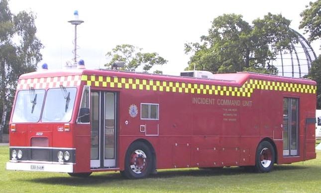 Tyne & Wear Command Unit