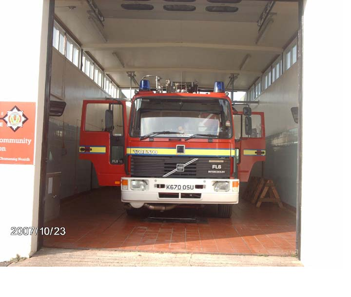 strathclyde fire and rescue