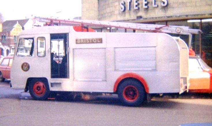 Bristol Bedford J HCB hose reel tender