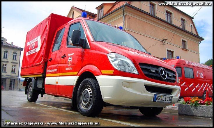 Feuerwehr Linz Mercedes Sprinter