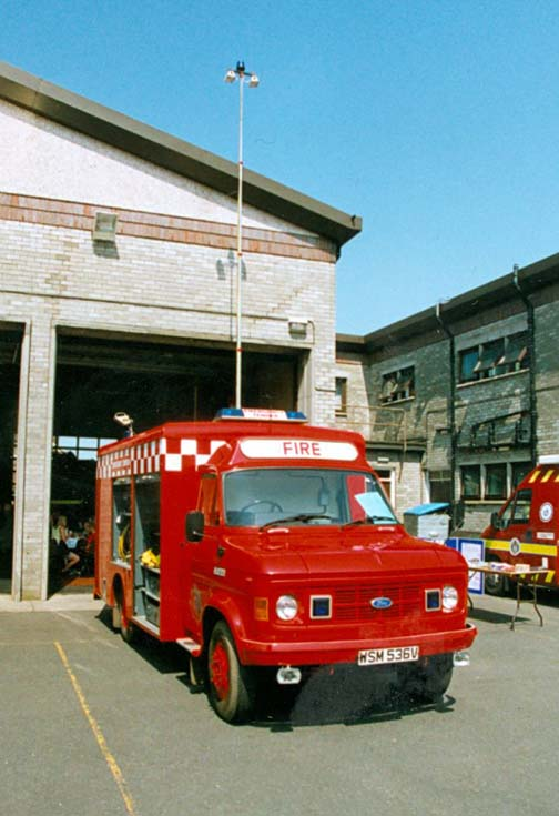 Dumfries And Galloway Fire Brigade ET