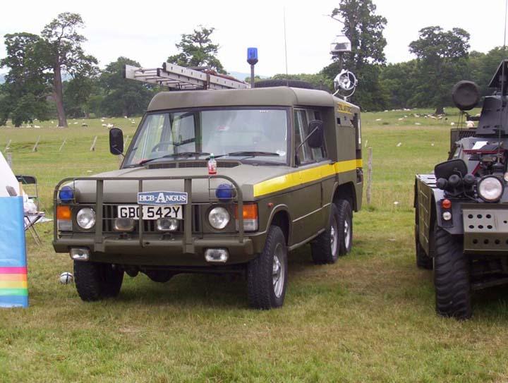 Range Rover TACR.