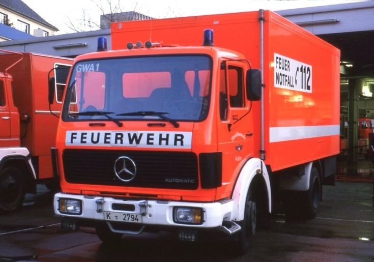 Fire department Cologne - Germany
