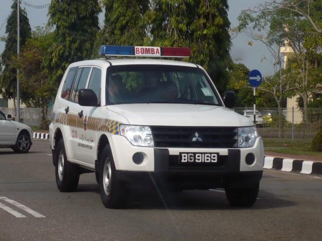 Mitsubishi Pajero CC13 BFRD