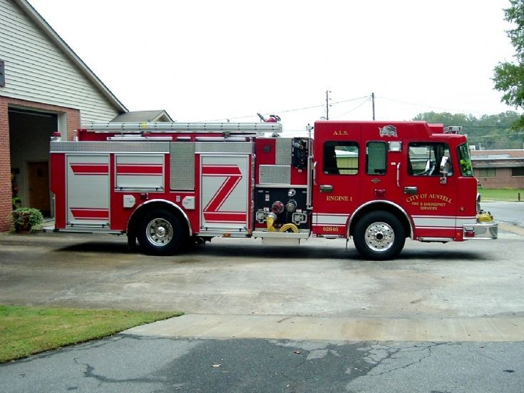 Austell Fire Department (Georgia) - Engine 1