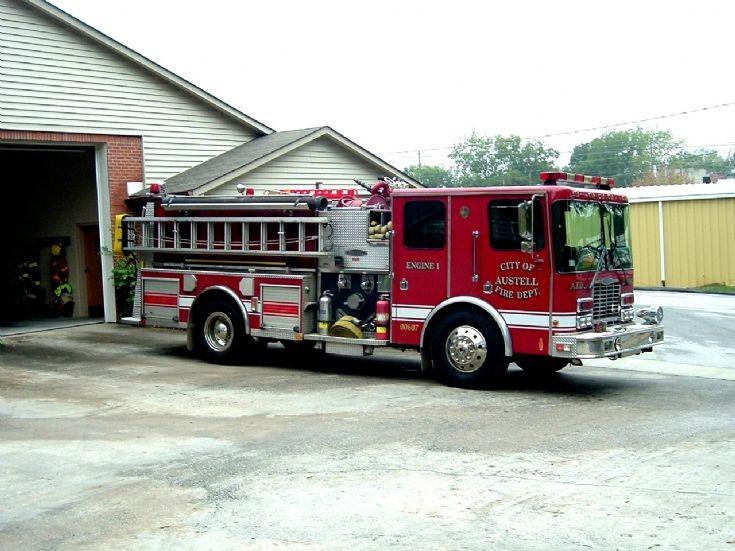 Austell Fire Department (Georgia) - HME