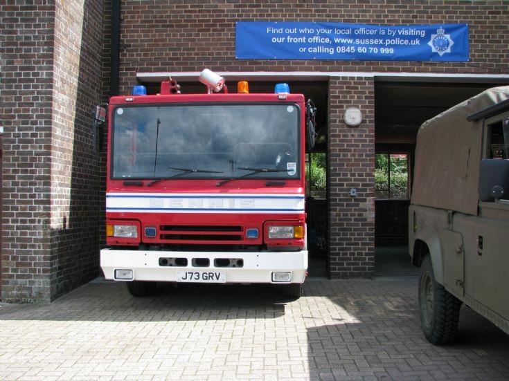 West Sussex Training Appliance