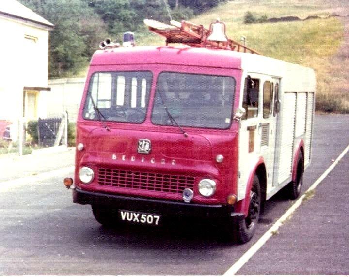 Bedford TK HCB Angus WrT VUX 507