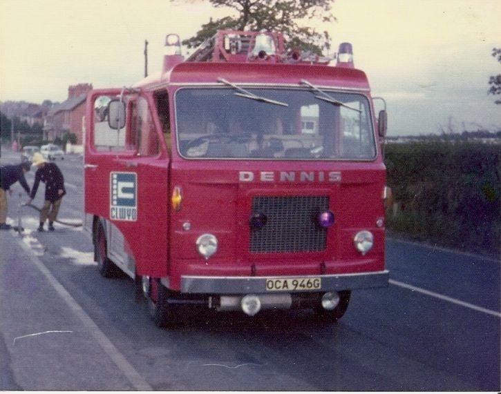 Dennis D series WrL OCA 946G Clwyd