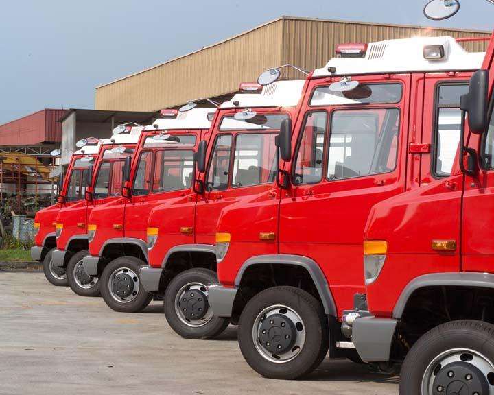 Light Rescue Tender line-up Hong Kong
