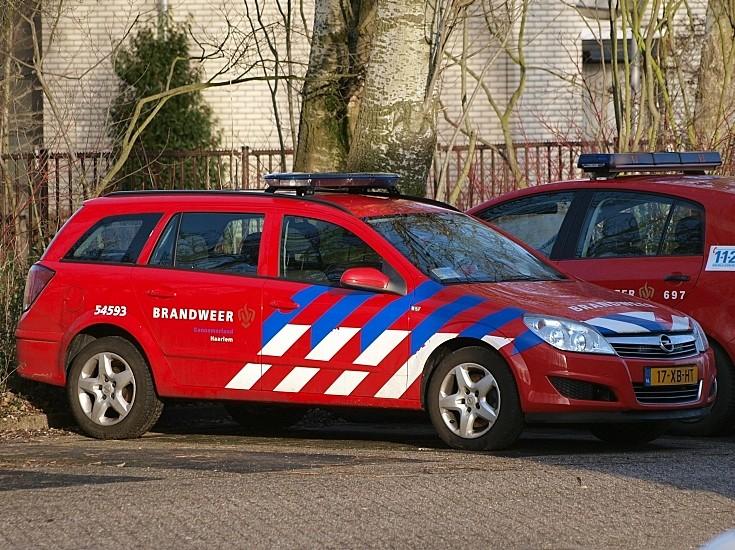 Brandweer Haarlem Opel 17-XB-HT, Unit 54593