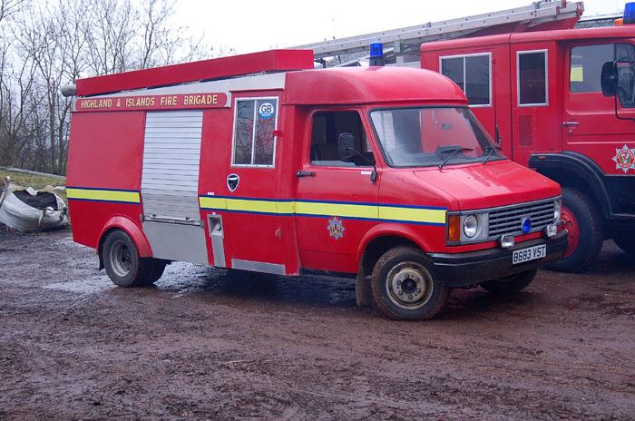 Bedford CF2/Fulton & Wylie LFA