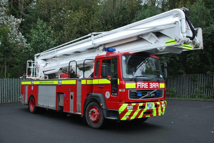 Volvo FL250 GB Fire HP 02CE999