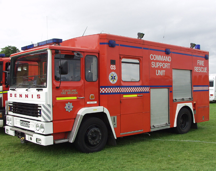 Dennis Command Support Unit - Cleveland County