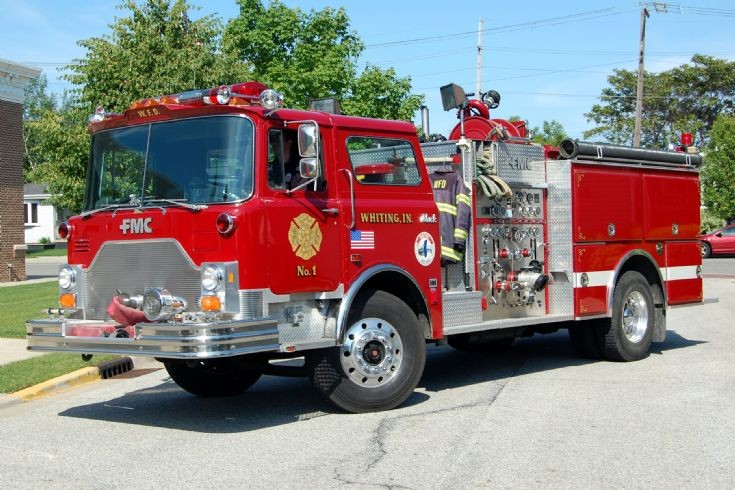 Whiting, IN Engine 1