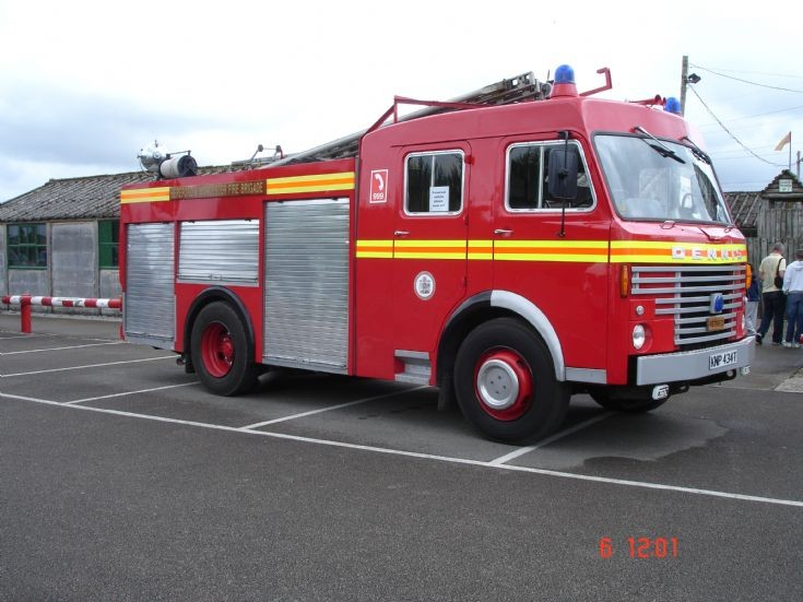 Hereford and Worcester Dennis R series
