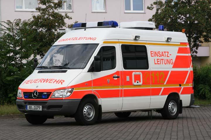 Feuerwehr Aschaffenburg Control Unit
