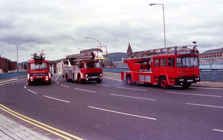 Belfast's Aerial Appliances 1988