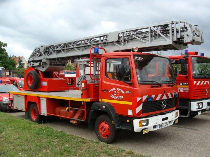 TL24 Mercedes Haut-Rhin France