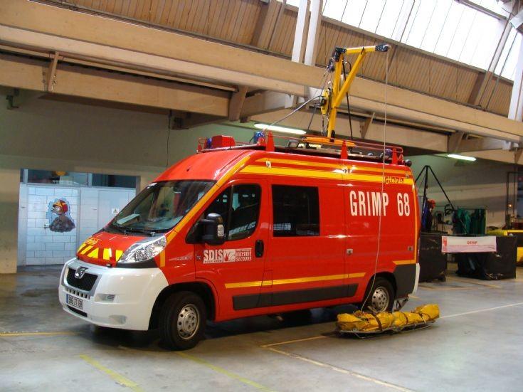 Peugeot Rescue Colmar France