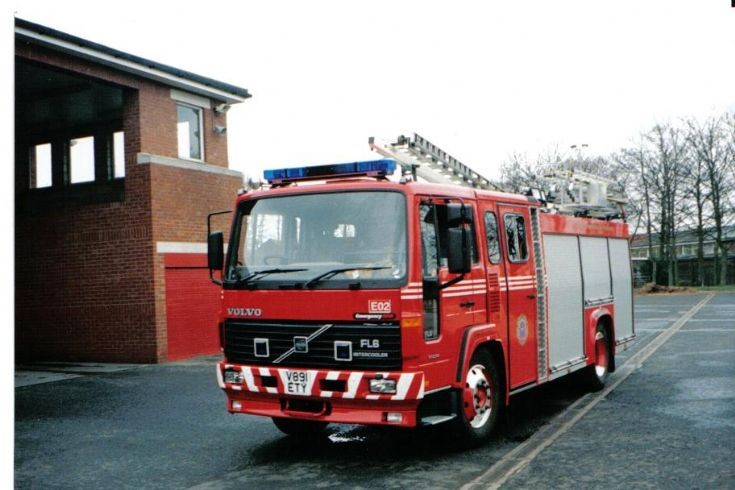 Volvo FL6 Pump, Tyne and Wear