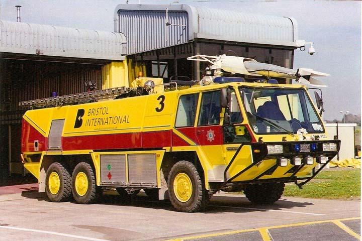 Bristol Airport Fire 3 Simon Gloster Crashtender