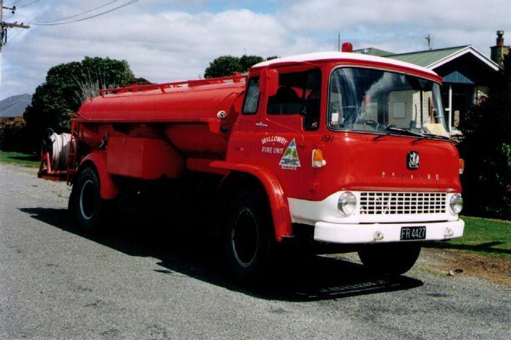 New Zealand Bedford FR4427