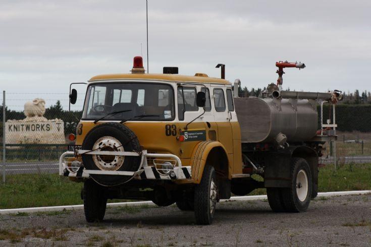 New Zealand Bedford NZ Forest Service