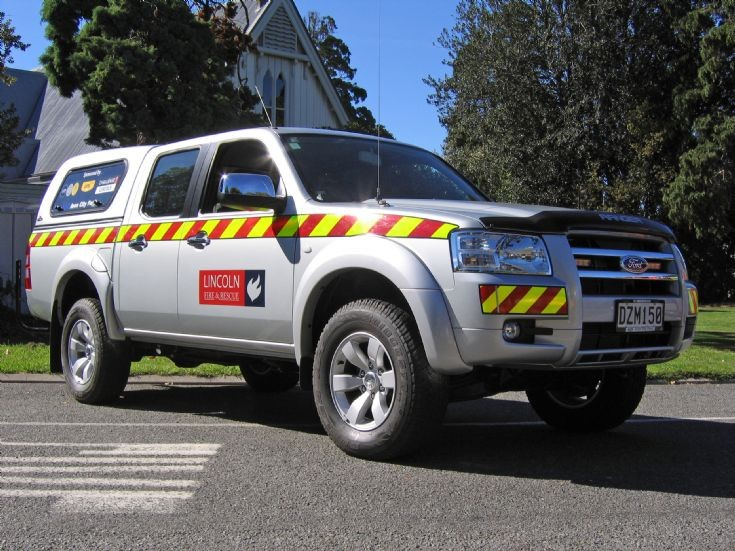 New Zealand Ford - DZM150