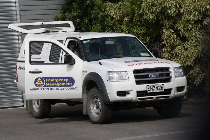 New Zealand Ford - EHZ426