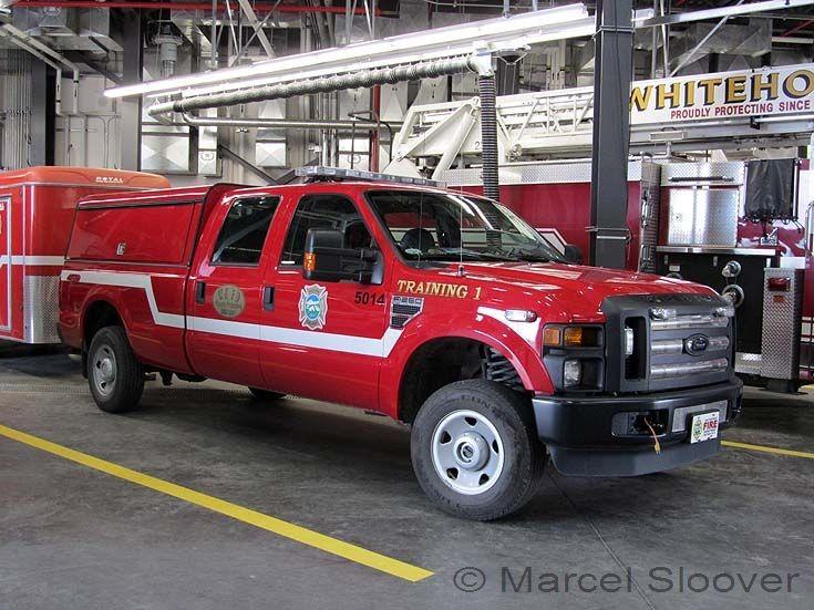 Whitehorse Fire dept Training 1 Ford