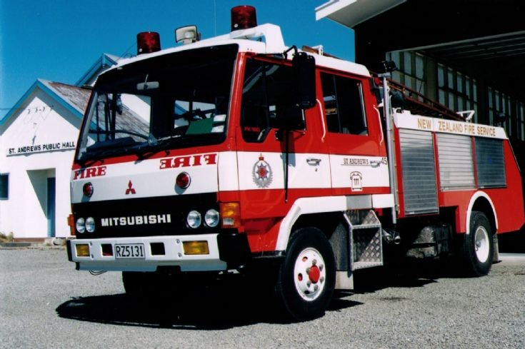New Zealand Mitsubishi - RZ5131