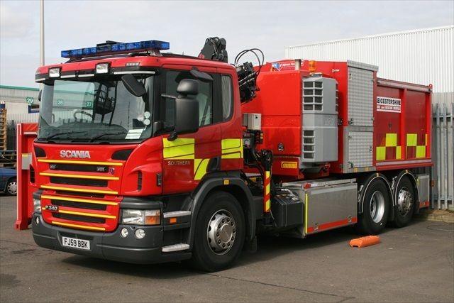 Leicestershire - FJ59 BBK