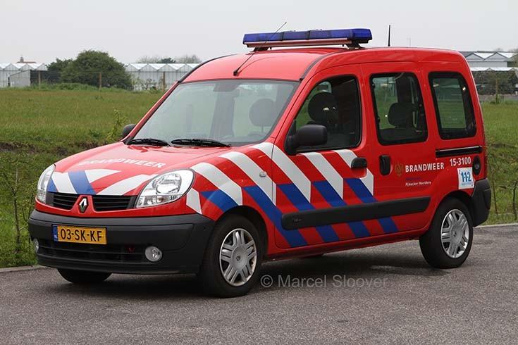 Haaglanden 15-3100 Renault Kangoo