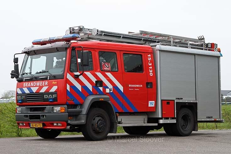 Haaglanden 15-3130 DAF Ziegler Pijnacker
