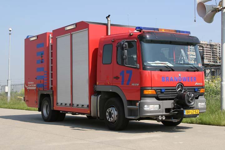Amsterdam Airport  Schiphol Rescue truck